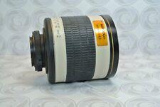 Objektiv Walimex Pro Astro Fotografie Set 500 mm F/6.3 für Nikon