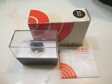 ORTOFON MC10 SUPER MOVING COIL INTEGRATED CARTRIDGE/STYLUS IN DISPLAY CASE & BOX
