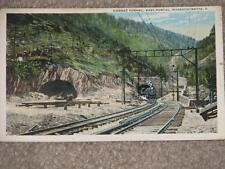 Hoosac Tunnel, East Portal, Mass.., Unused, Early 1900`s