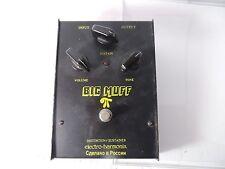 ELECTRO HARMONIX SOVTEK BIG MUFF PI BLACK BOX RUSSIAN FUZZ OVERDRIVE PEDAL