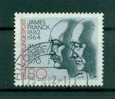 Allemagne -Germany 1982 - Michel n. 1147 - Max Born et James Franck