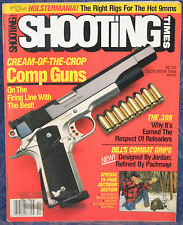 Magazine SHOOTING TIMES, October 1988 !!! WINCHESTER Model 70 WINLITE RIFLE !!!