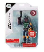 Disney Toybox Star Wars Boba Fett Action Figure. Brand New. FREE P+P