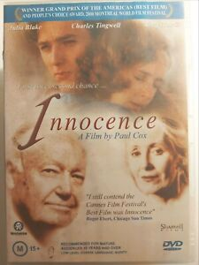 Innocence by Paul Cox ( Multi Region DVD ) FREE Next Day Post from NSW