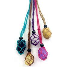 Crystal Stone Handcrafted Necklaces & Pendants
