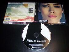 Parisse – Vagabond CD digipak Sony Music – 88697950212