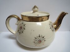 Gibson Teapot - Two Cup - Gold Trim