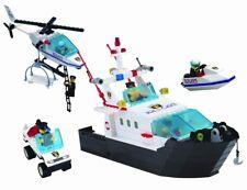 AB-Fashion07 Die Welt der Wasserpolizei Baukastensystem, Konstrucktionsspielzeug