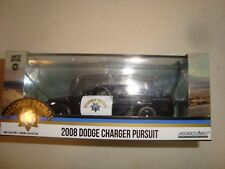Dodge Charger Pursuit 2008 Highway Patrol Greenlight 1.43