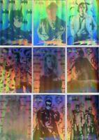 Batman Forever Hologram Chase Card Set 36 Hologram Cards Fleer Ultra 1995