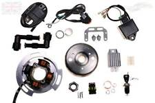 Triumph 3TA 5TA T100 T110 Electronic Ignition/Lighting Alternator Kit  STK102D