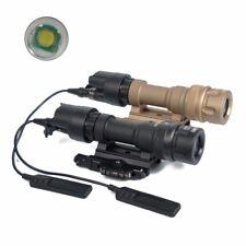 Hunting M952V-IR White LED Light Infra-red IR Output Dual Tactical Flashlight