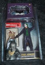 THE DARK KNIGHT THE JOKER ( HEATH LEDGER ) WITH CRIME SCENE EVIDENCE