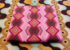 African Print Fancy Fabric Bold Beautiful And Permanent  Colors Sold per yard