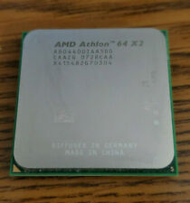 AMD Athlon 64 X2 4400+ 2.3GHz Dual-Core (ADO4400IAA5DD) Processor with fan