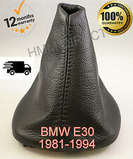 BMW E30 1981-1994 GENUINE LEATHER GEAR GAITER COVER