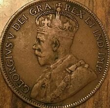 1917 CANADA LARGE CENT LARGE 1 CENT PENNY