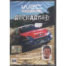 WRC FIA World Rally Championship 2004 Recharged DVD Sigillato 8013123005519