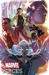 "Marvel Voices Legacy 24"" x 36"" Folded Promo Poster Marvel 2021"