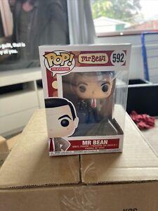 Funko Pop Vinyl Mr Bean 592 Excellent Condition