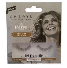 Eylure Cheryl Belle of the Ball False Lashes Reusable Eyelashes