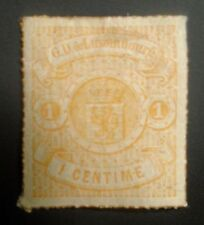 Luxembourg stamp # 18 mint OG HR VF