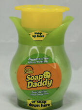 NEW Soap Daddy Dual Action Soap Dispenser RARE