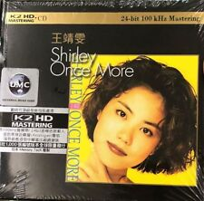 FAYE WONG - 王菲 SHIRLEY ONCE MORE  (K2HD) CD MADE IN JAPAN