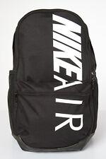 Nike elementare Sports Unisex Zaino Scuola Di Formazione Da Palestra BA5768 399 Nero Verde Oliva