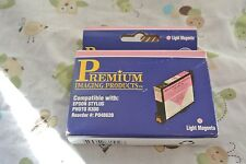 Premium Imaging Epson Stylus Photo R300 Light Magenta Ink Cartridge