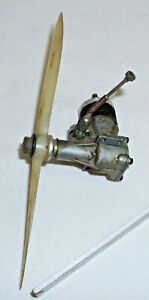 OS MAX 6 GAS AIRPLANE OR TETHER CAR ENGINE 1960s