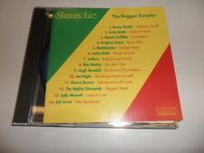 CD    Various – Shanachie The Reggae Sampler