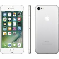 Apple iPhone 7 32GB Silver LTE Cellular MN8H2LL/A