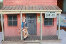 King And Country bureau du sheriff Black Hawk