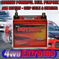 ODYSSEY PC680MJT HIGH PERFORMANCE DRY CELL BATTERY AGM MOTORBIKE PC680 QUAD CAR