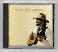 CD / MICHAEL MARTIN MURPHEY - COWBOY SONGS / 21 TITRES ALBUM ANNEE 1990