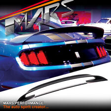 Unpaint Shelby GT350-R Style Rear Trunk Boot Spoiler for Ford Mustang FM 15-18