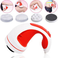 Pro Infrared Electric Body Slimming Massager Anti-cellulite Machine 15 min UK