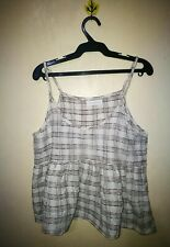 MISS HONG CROPPED TOP SIZE M