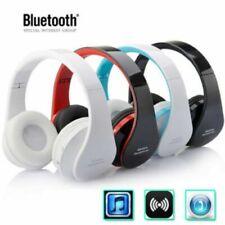 1PCS Bluetooth Wireless Stereo Foldable Headphones Earphone Mic Listening Music