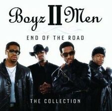 Boyz II Men - End Of The Road: The Collection (NEW CD)