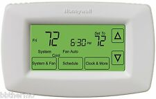 THERMOSTAT ducted heating, heater, Honeywell, suits Brivis, etc touch screen 76r