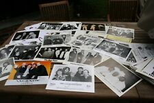 220 ROCK 'N ROLL HISTORY PHOTOS HEAD SHOTS RICHARD NADER AD AGENCY LIST PICTURED