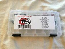 NEW Captain O-Ring Complete COLORED Kit 5x Rebuild (Box) - Tiberius T4/T8.1/T9.1