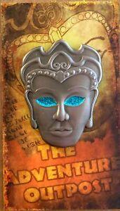 Disney Indiana Jones Temple Of The Forbidden Eye Eternal Youth Mara Pin