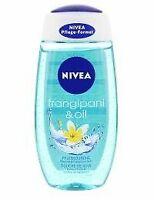 Nivea Dusche 250ml Frangipani & Oil, 1er Pack (1 x 250 ml)