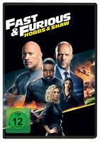 Fast & Furious: Hobbs & Shaw DVD NEU OVP