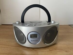 Emerson PD6810 Radio Boombox StereoAM/FM Radio CD Player Tested and Working
