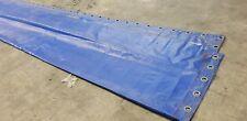 6 × 3m 900 GR/lámina QM contenedor plane lona cobertora lona madera jardín PVC heno