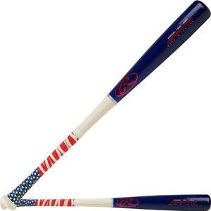 Rawlings Player Preferred Y62 Youth Ash Wood Baseball Bat USA Y62AUS